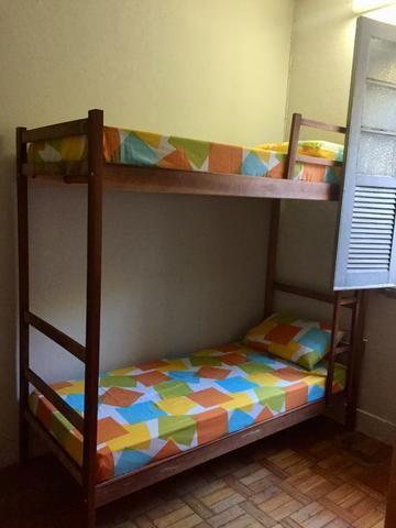 Hospedagem com 30 quartos para 120 pessoas