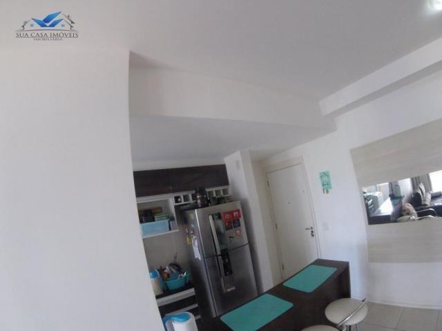 Apartamento à venda com 3 dormitórios em Morada de laranjeiras, Serra cod:AP171GI - Foto 7