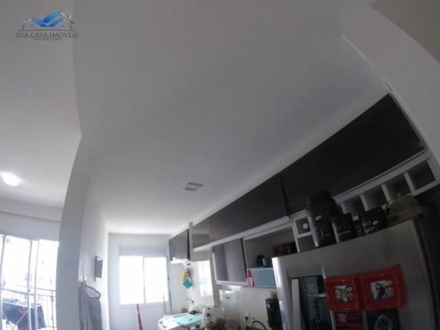 Apartamento à venda com 3 dormitórios em Morada de laranjeiras, Serra cod:AP171GI - Foto 8
