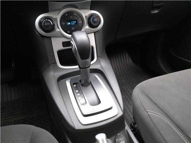 Ford Fiesta 1.6 se hatch 16v flex 4p powershift - Foto 14