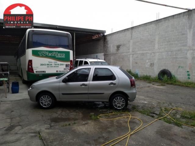 Garagem para locação com toda a estrutura montada. - Foto 5
