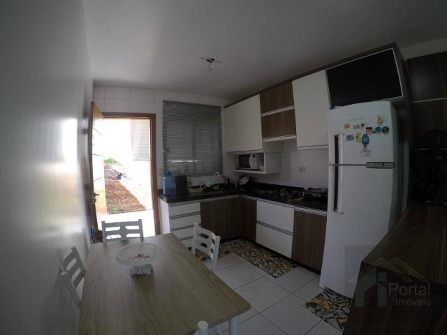 Casa com 2 dormitórios à venda, 60 m² por r$ 250.000 - novo milênio - cascavel/pr - Foto 6