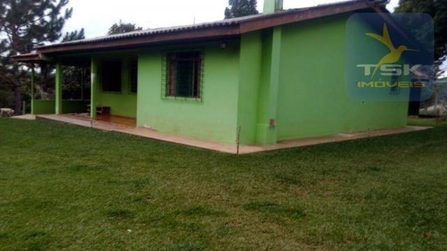 Excelente chácara com 26078 m² por r$ 385.000 - areia branca - mandirituba/pr - Foto 2