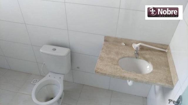 Sala para alugar, 34 m² por r$ 570,00/mês - plano diretor sul - palmas/to - Foto 5