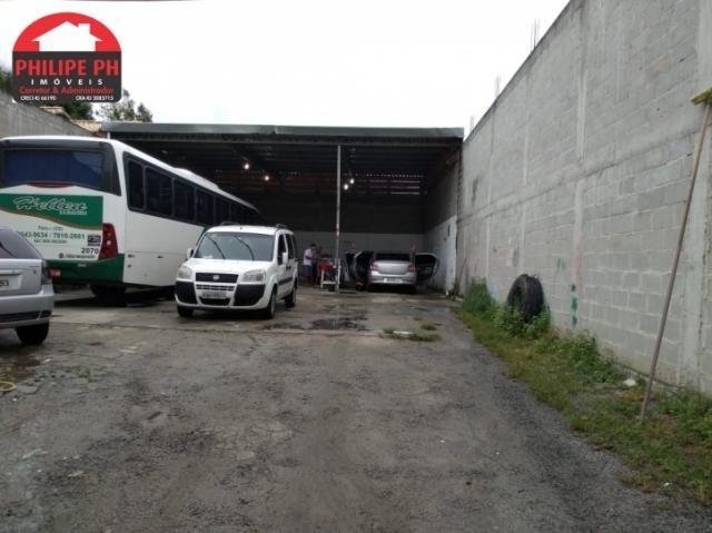 Garagem para locação com toda a estrutura montada. - Foto 11