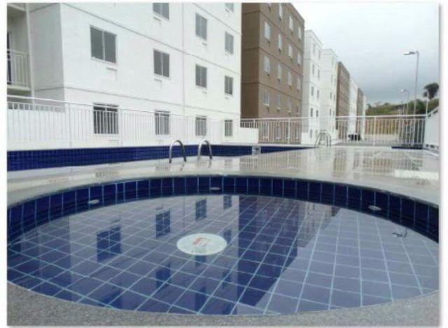 Apartamento 2 quartos pronto pra morar a 5 minutos do Carrefour - Foto 3