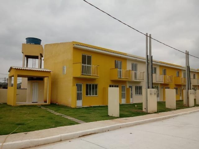 Casas em Corumbá 2 quartos Nova Iguaçu - Foto 2