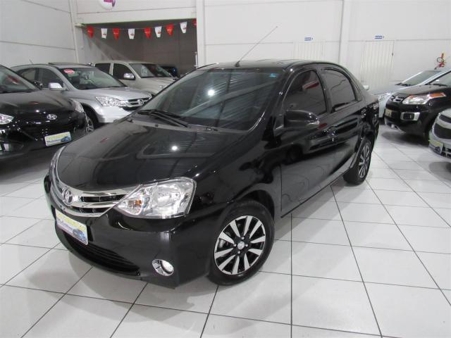 TOYOTA ETIOS 2015/2016 1.5 PLATINUM SEDAN 16V FLEX 4P MANUAL