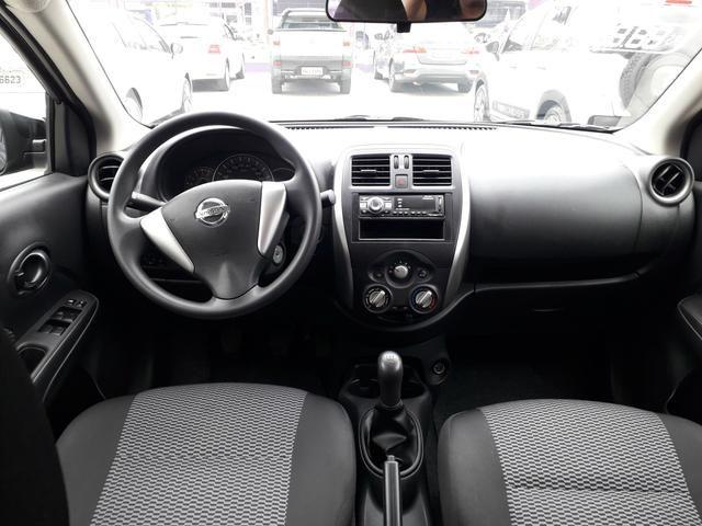 Nissan Versa 1.0 2019 com 1 ano de garantia - Foto 7