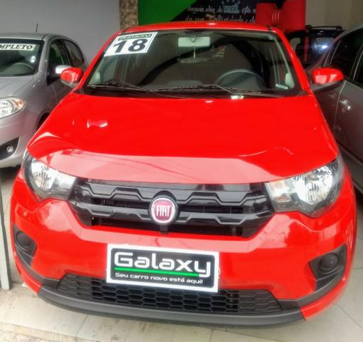Lindo Fiat Mobi 1.0 Fire 2018 completo ( km baixo )