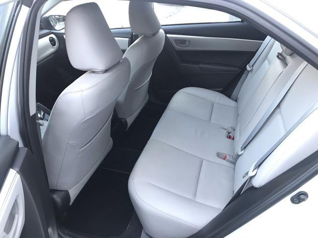 Corolla GLI Upper 1.8 automático 2018 - Foto 5