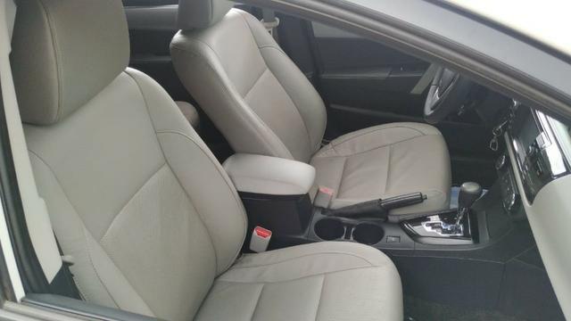 Corolla XEI Aut. Branco Perolizado Sem Detalhes - Foto 4