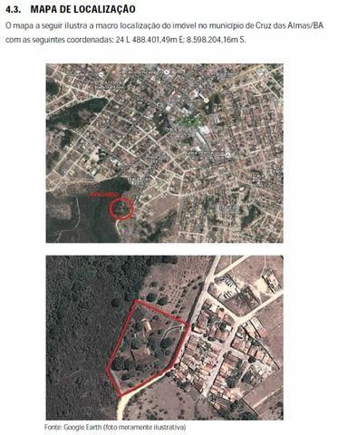 Área de 7130m² em Cruz das Almas (BA) - Vila - Foto 7
