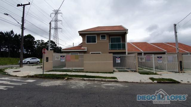 Casa à venda com 2 dormitórios em Cidade industrial de curitiba, Curitiba cod:225