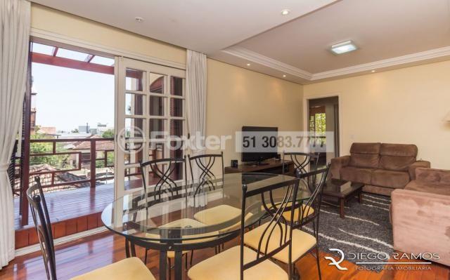 Cobertura à venda com 4 dormitórios em Chácara das pedras, Porto alegre cod:194457