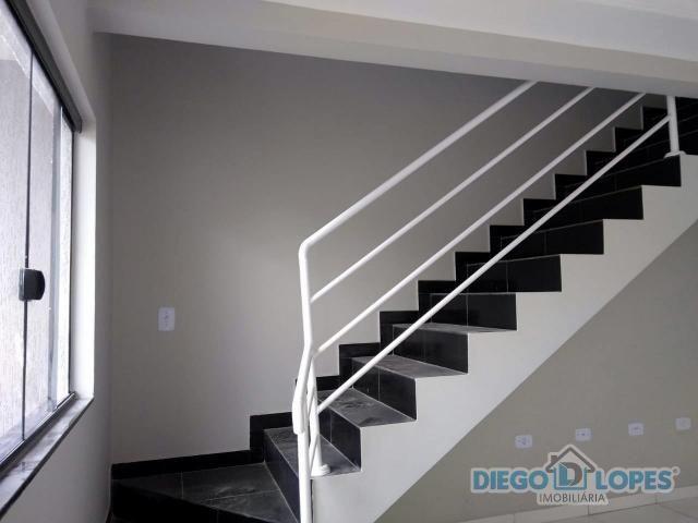 Casa à venda com 2 dormitórios em Cidade industrial, Curitiba cod:279 - Foto 9