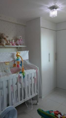 Apartamento no Art Ville, bem localizado com 2 quartos sendo 1 suíte - Foto 3