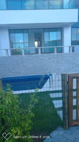 Apartamento térreo jardim C/ piscina privativa 4 suítes cond paradiso reserva do paiva - Foto 16