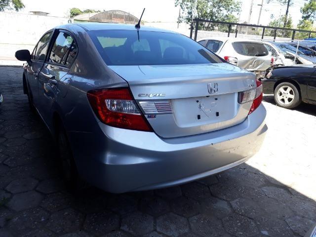 Sucata Honda Civic 2012/2013 - Venda De Peças