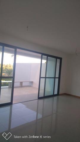 Apartamento térreo jardim C/ piscina privativa 4 suítes cond paradiso reserva do paiva - Foto 7