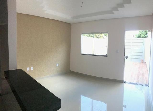 Casa Nova 2/4 sendo 1 suíte - Solar Bouganville - Foto 9