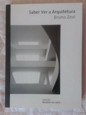 saber ver a arquitetura bruno zevi