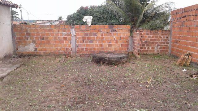 Casa com excelente terreno em Alagoinhas- Ba