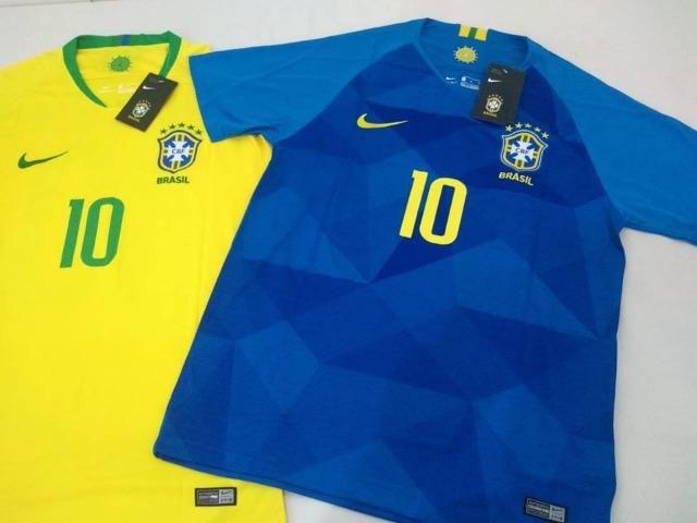 1c773f7911 Oferta) Camisas Do Brasil Originais e Na etiqueta - Roupas e ...
