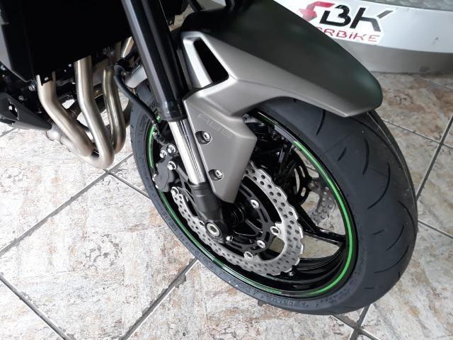 Kawasaki Z 900 Verde 2019 - Foto 8