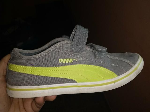 a8ea06526c Tenis infantil Puma 33/34 - Artigos infantis - Paranoá, Brasília ...