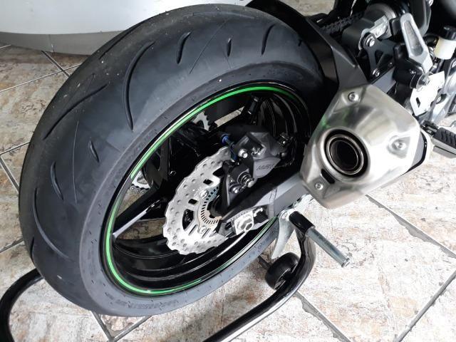 Kawasaki Z 900 Verde 2019 - Foto 9