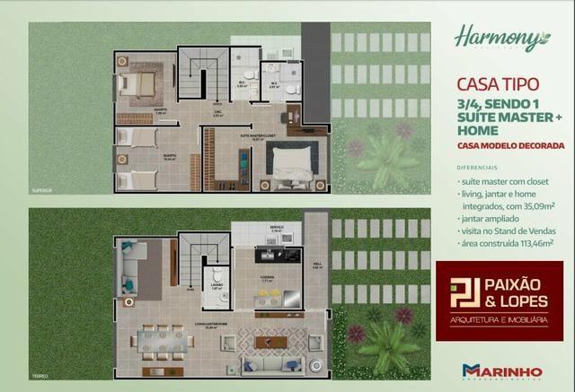 """Harmony residence (*Adquira o Seu e Ganhe 1 TV 40"""") - Foto 17"""