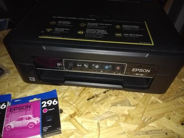 Vendo Impressora Epson WI-FI - Leia a Descrição