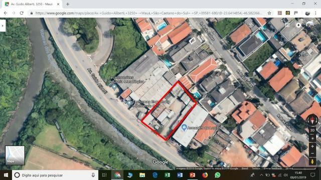 Terreno em São Caetano 29x42 - Foto 2