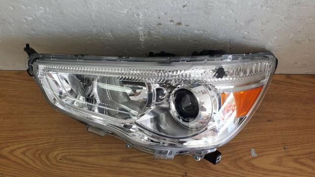 Farol Mitsubishi Asx Original 2018 Cromado - Foto 4