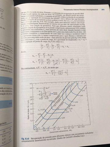 Livro Introdução a Mecânica dos Fluidos - Foto 2