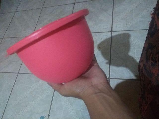 Tigela Murano Tupperware 1,3 litros - Foto 2