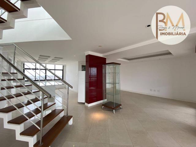 Apartamento Duplex com 4 dormitórios à venda, 390 m² por R$ 1.600.000 - Centro - Feira de  - Foto 9