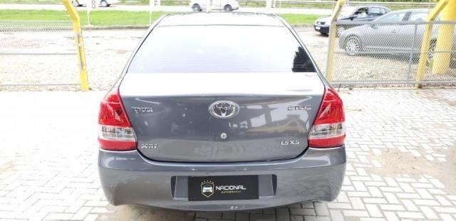 ETIOS XS Sedan1.5 Flex 16V 4p Mec. - Foto 5