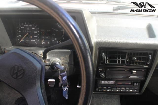 Volkswagen saveiro 1992 1.8 gl cs 8v gasolina 2p manual - Foto 9