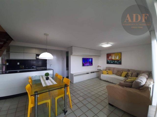 Âncorar - apartamento duplex - 3 quartos à Beira-mar de Porto de Galinhas Locação por Temp - Foto 5