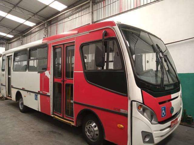 Micro ônibus Mascarello granmicro - Foto 3