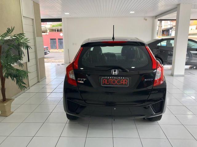 Honda Fit 1.5 2015 37km extra IPVA 2020 Pago Automatico Extra - Foto 5