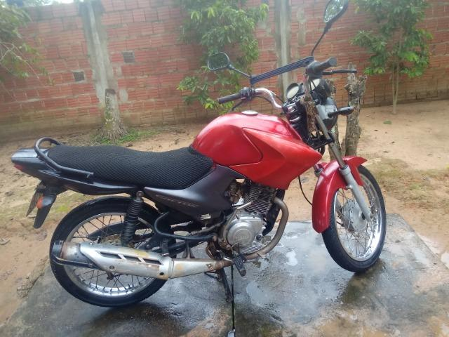 Vendo uma moto ou troco - Foto 2