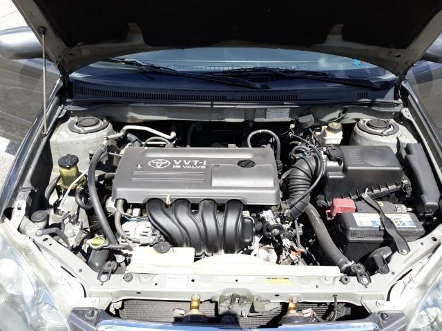 Toyota/Corolla XLI16VVT - 2004/2005 - Cinza - Foto 17