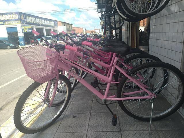 Promoção Bicicletas novas 6x sem juros entrega em domicílio - Foto 5