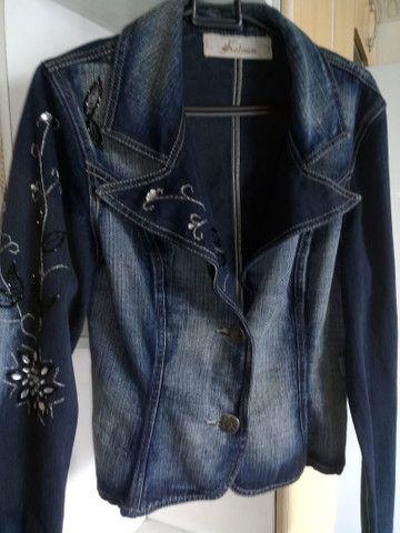 Jaquetas jeans  - Foto 3