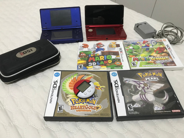 Jogos para Nintendo 3DS e DSi
