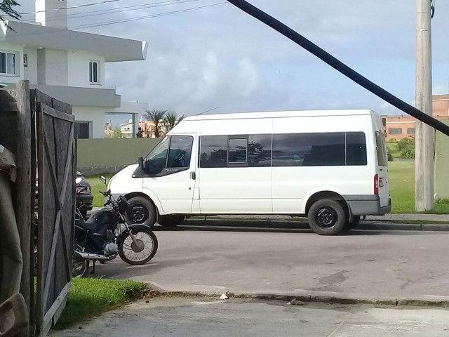 Transit Van 2011 35 mil +financiamento - Foto 6