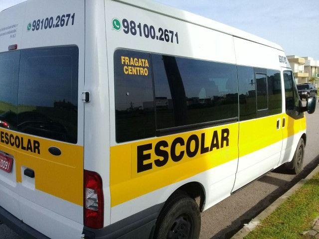Transit Van 2011 35 mil +financiamento - Foto 5
